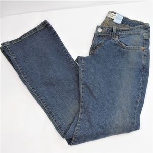 Levis 524 Too Superlow Bootcut JEans G09 002